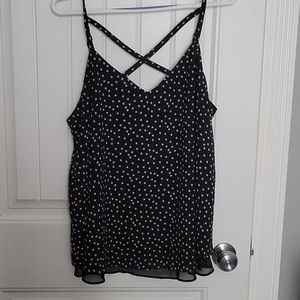 Torrid - Crossover Cami Top with Stars 0X